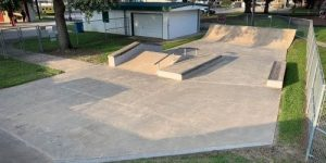 "Bayou Vista Community Center ""The Swamp"" Skate Park"