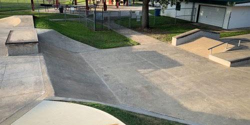 The Swamp Skate Park